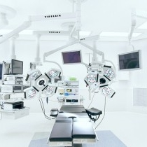 Medical devices and furniture for OR